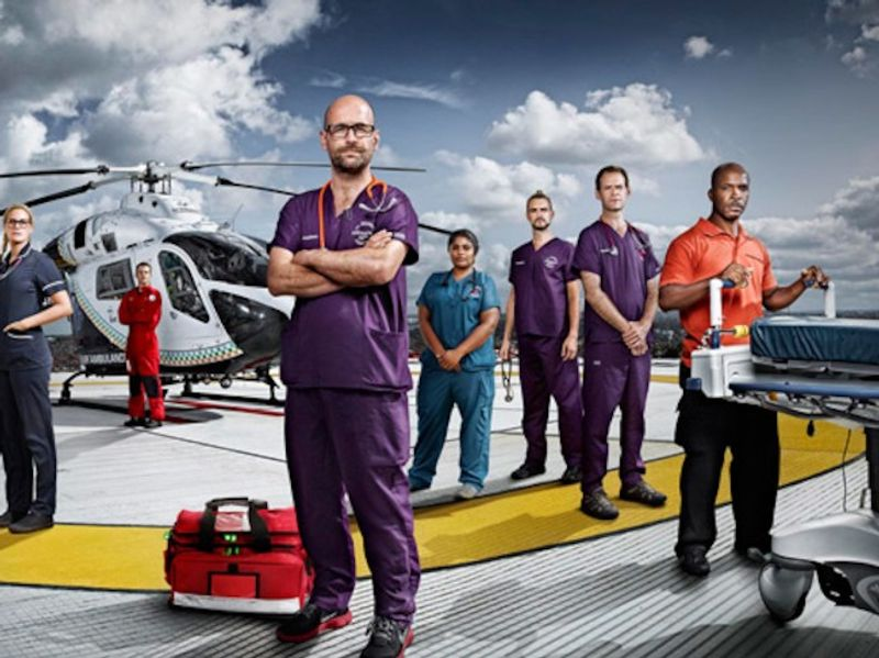 24 Hours in A&E, Channel 4