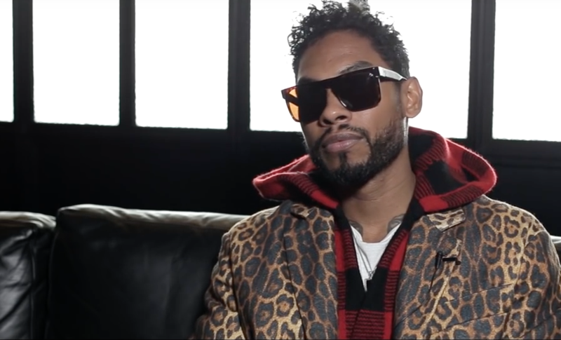 """What's celebrated in art is censored in music"" - An interview with Miguel"