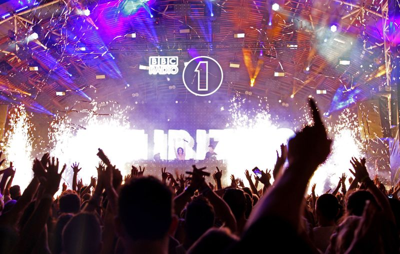 Radio 1 Ibiza 20 Festival