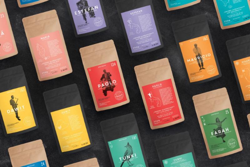 Brand Strategy - Röstraum Coffee