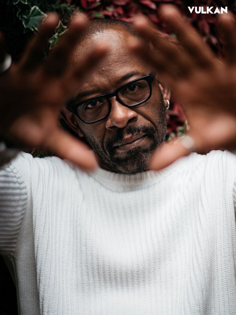Lennie James for VULKAN magazine