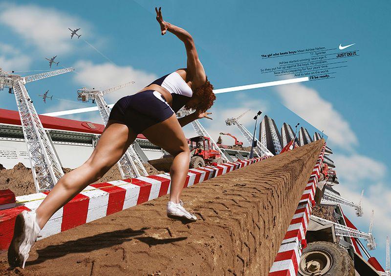 Nike 2012 Olympics