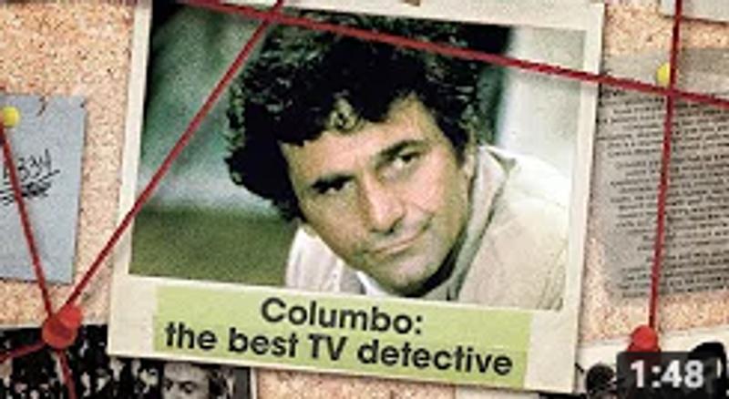 NBC Universal - Columbo 50th anniversary YouTube promo
