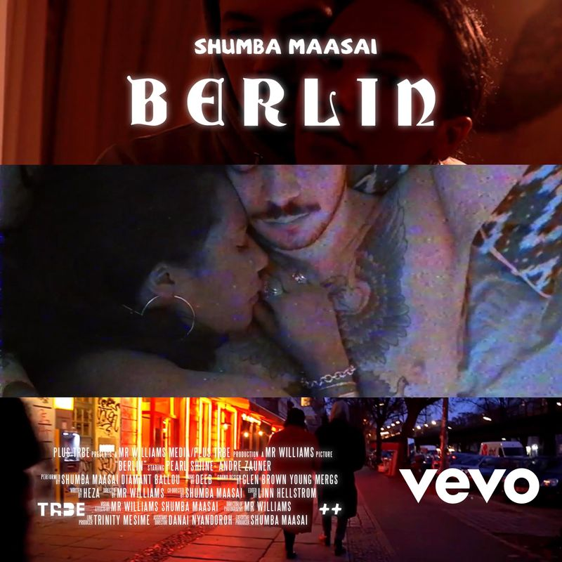 Shumba Maasai - Berlin (Official Music Video) ft. Diamant Ballou