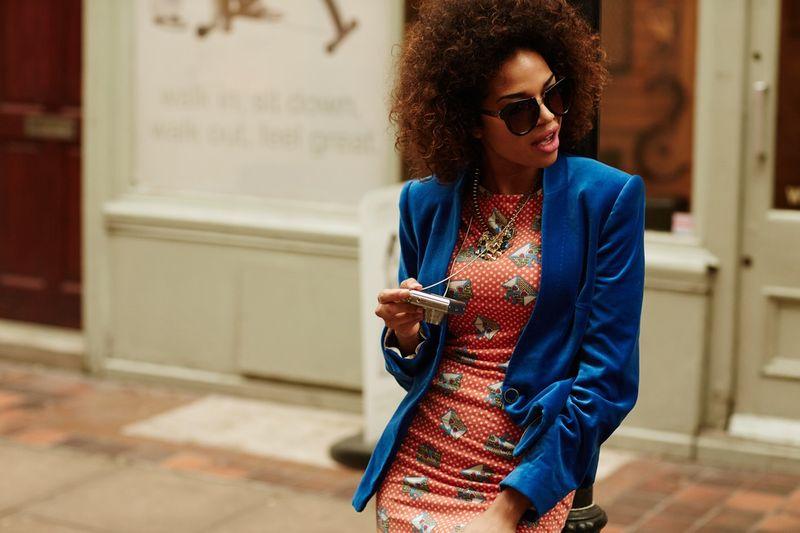 Canon IXUS Fashion shoot