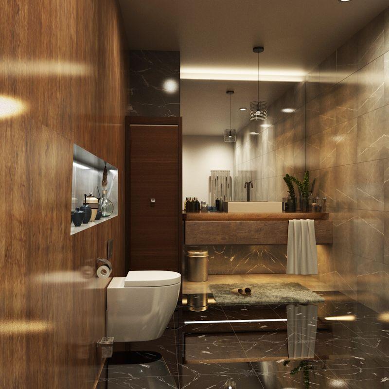 Bathroom 3D Rendering Services Los Angeles,  California