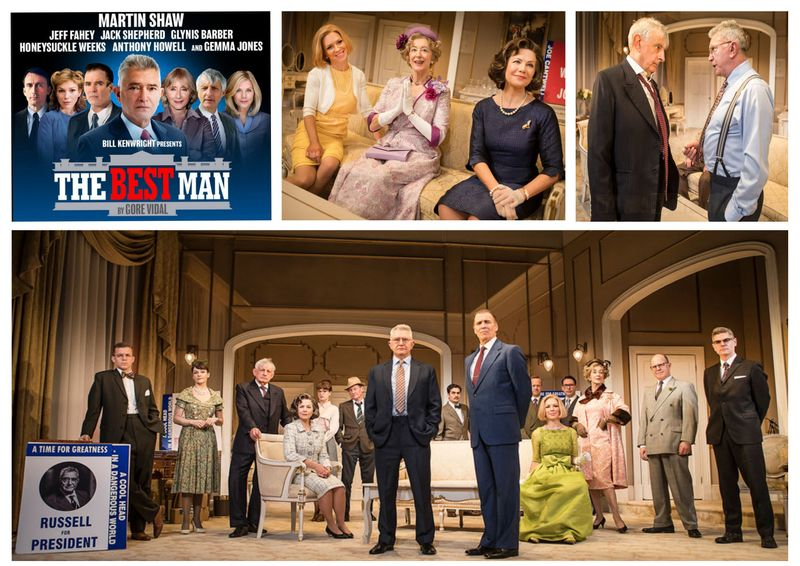 The Best Man, Playhouse Theatre