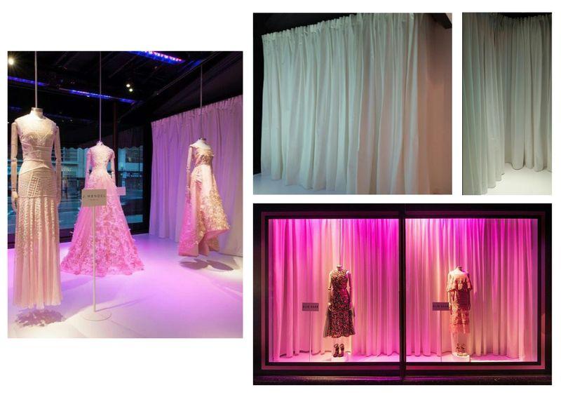 Harrods, Curtain maker