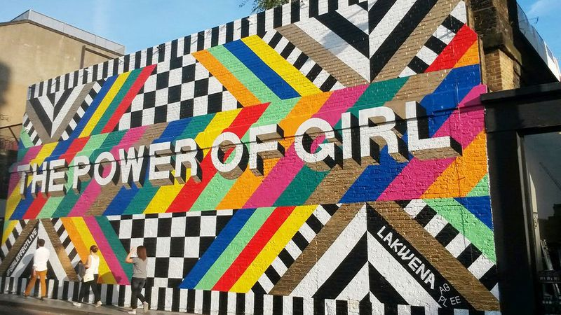 THE NIKE FOUNDATION: GIRL EFFECT LIVE