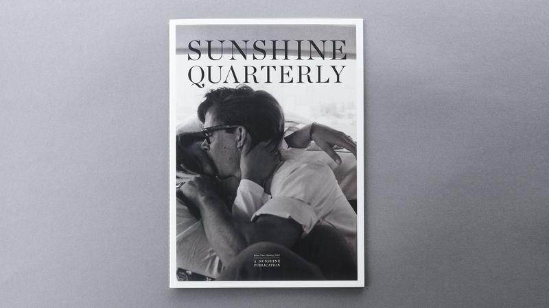 THE SUNSHINE QUARTERLY