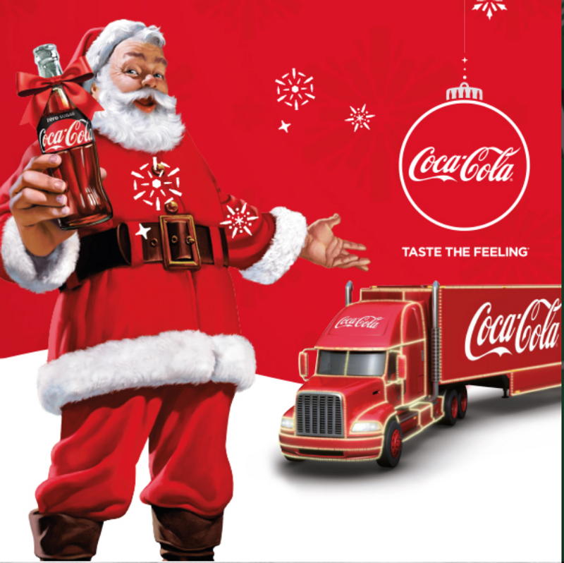 COCA-COLA: HOLIDAYS ARE COMING TRUCK EXPERIENTIAL TOUR