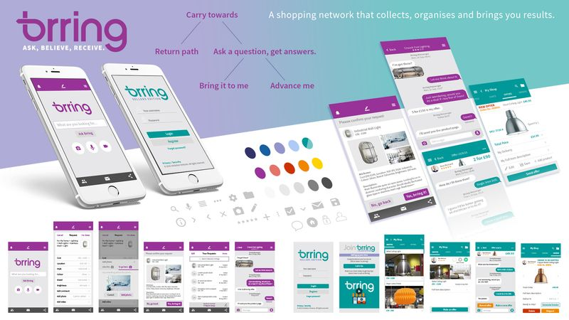Brring shopper marketplace