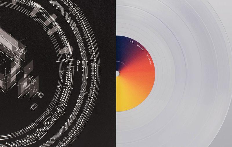 HUE — Album Design