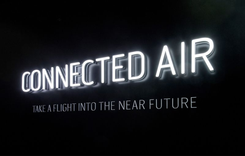 CONNECTED AIR — Augmented reality exhibition for Inmarsat global launch of GX Aviation in Singapore