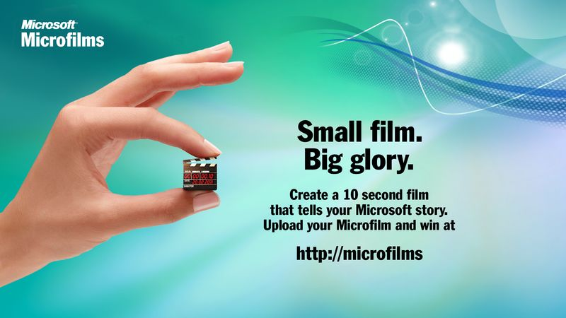 Microsoft Microfilms