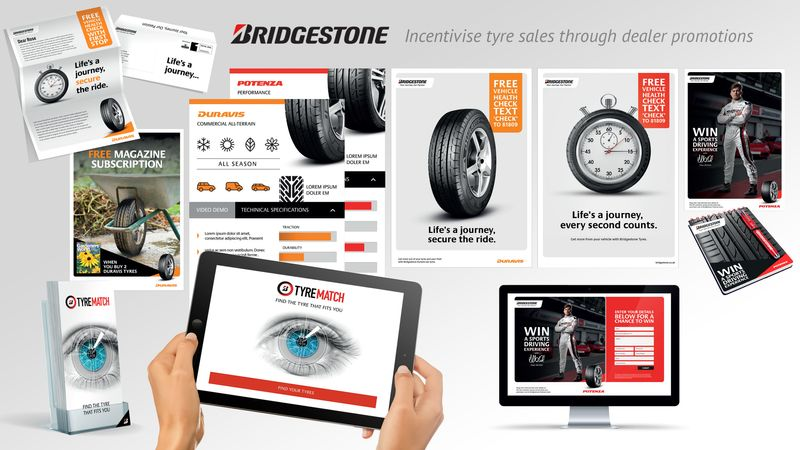 Bridgestone UK promotions