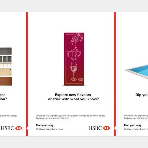 HSBC MyCareer | The Dots