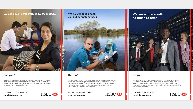 HSBC Global Recruitment | The Dots