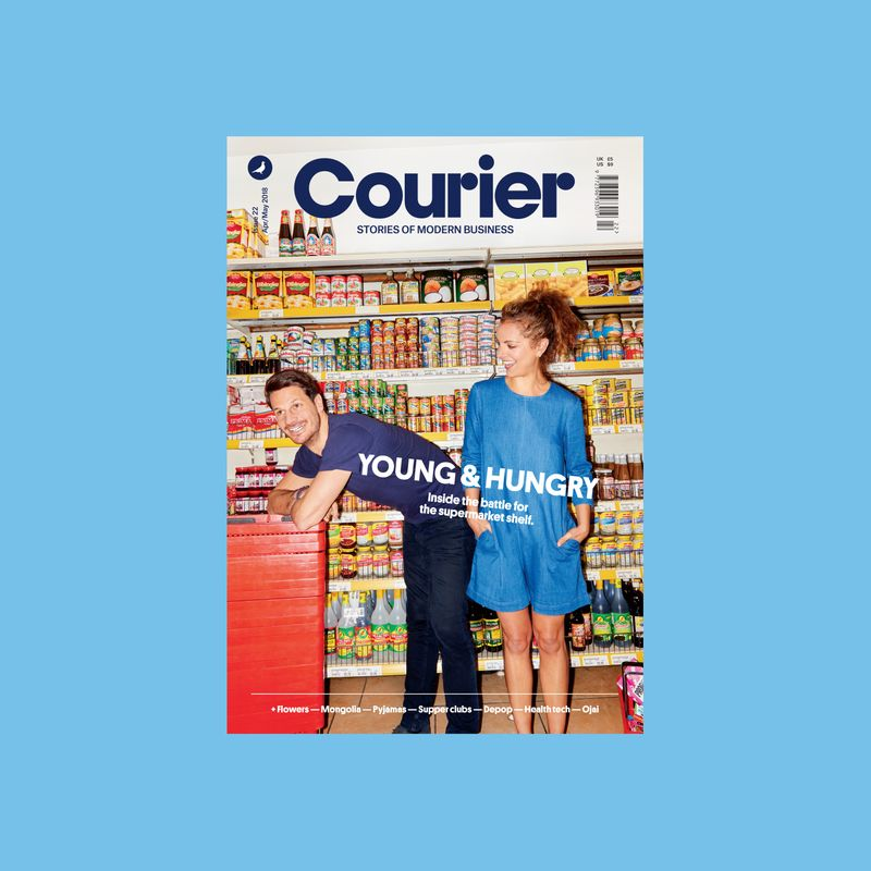 Courier 22: Young and Hungry