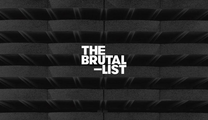 The Brutal-List - Brand Identity & Mobile Phone App