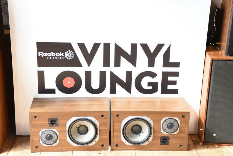 Reebok Vinyl Lounge
