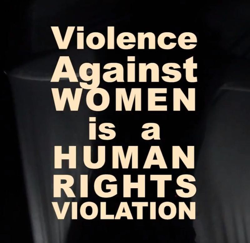 UN x LCF collaboration preventing violence against women (Runner Up)