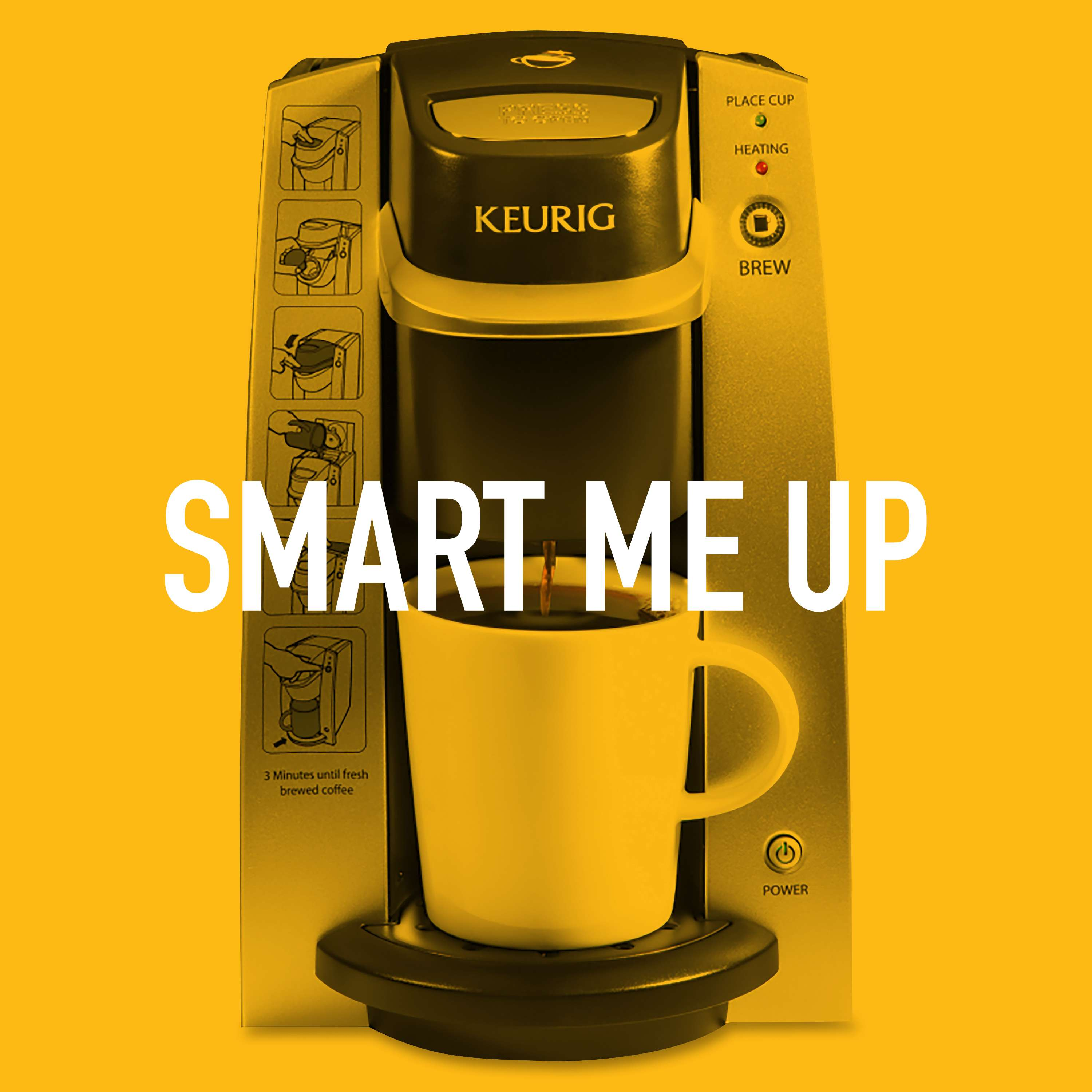Imagining A Smarter Coffee Machine For The Keurig K Cup Ecosystem