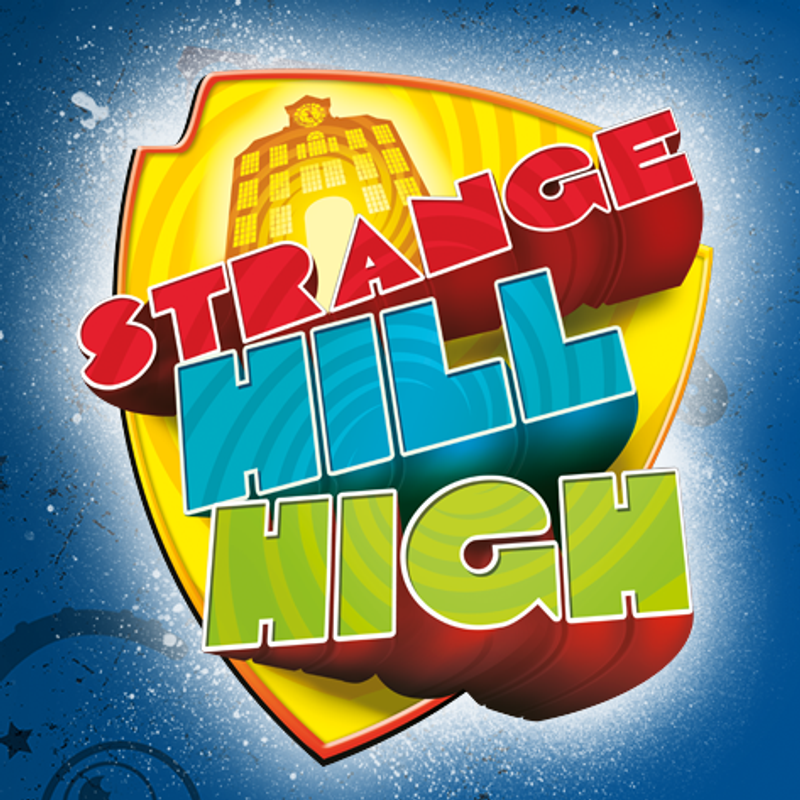 Strange Hill High Game