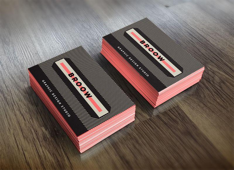 B R O O W   Business Card