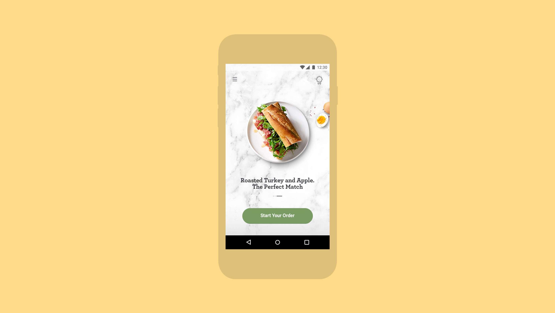 Panera Bread — Digital Properties Refresh | The Dots