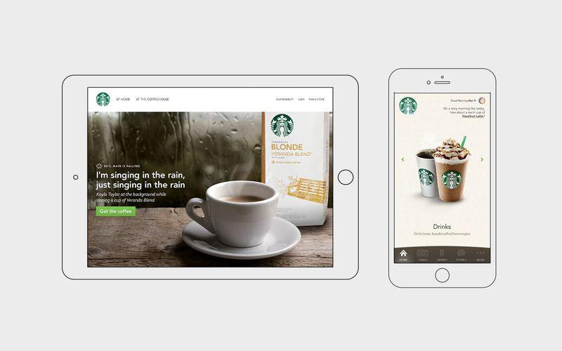 Revamping Starbucks Digital Presence