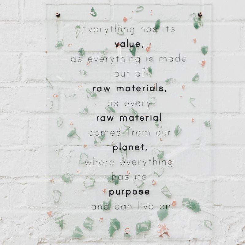 Materialogy No.1