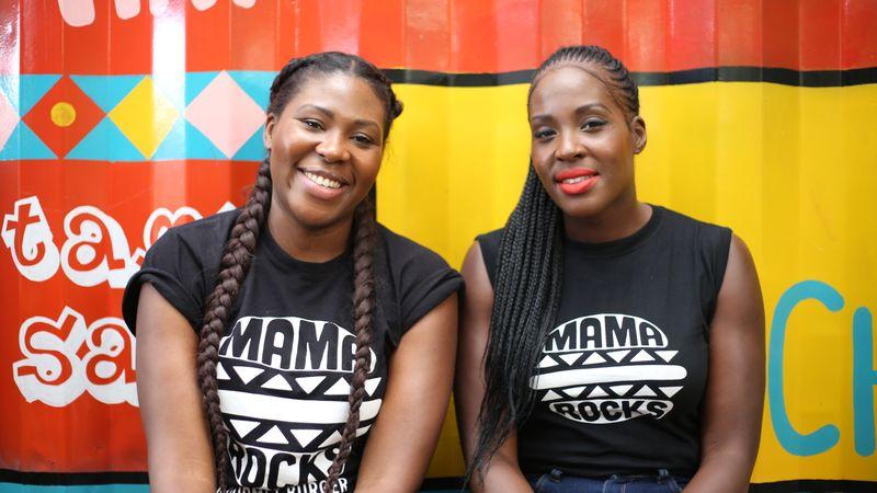 Mama Rocks: Exploring African Heritage Within A Burger Bun (AJ+)