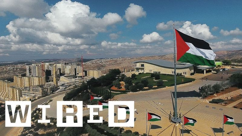 WIRED Future Cities: Holy Land- The Era of Permanent Revolution (WIRED)