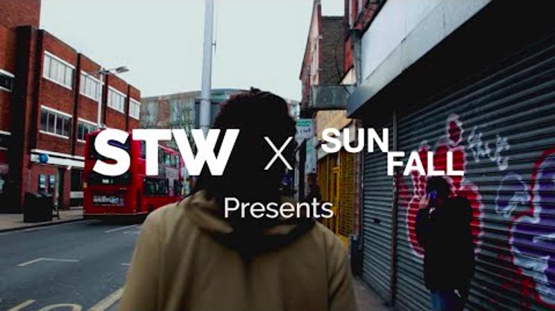 Peckham Strong: Bradley Zero's Rhythm Section (STW x Sunfall Festival)