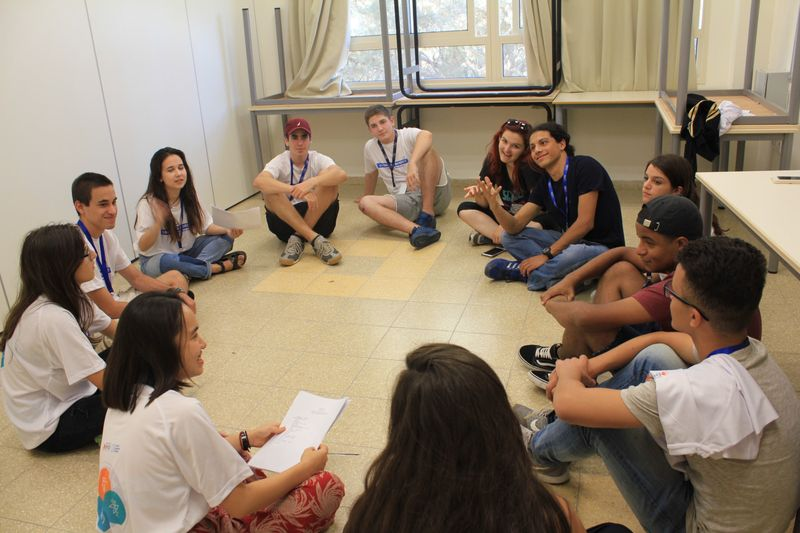YOCOPAS: Behind Israel's Peace School, Using Education to Bring Palestinian and Israeli Children Together