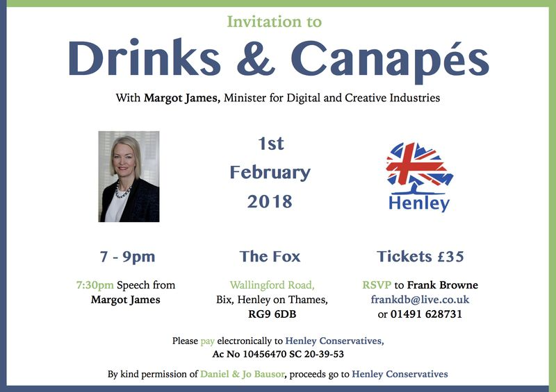 Invitation for the Conservative party