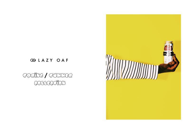 Lazy Oaf marketing campaign
