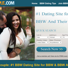 dating site big and beautiful
