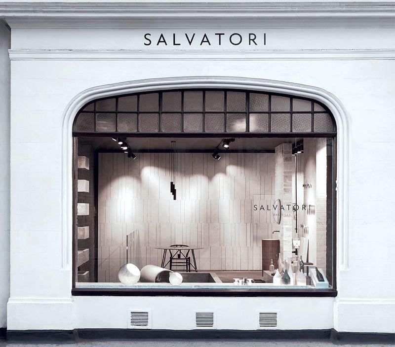 Salvatori Branding
