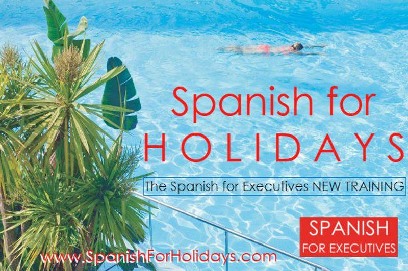 SpanishForHolidays.com  by Spanish for Executives