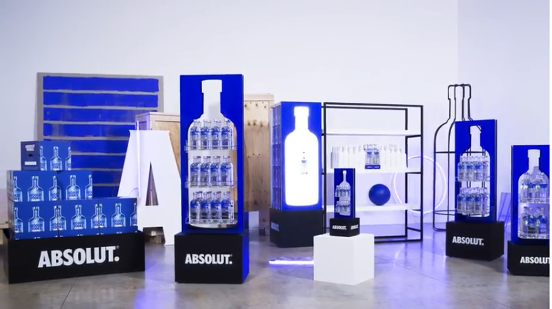 Absolut | Always On Retail Playbook