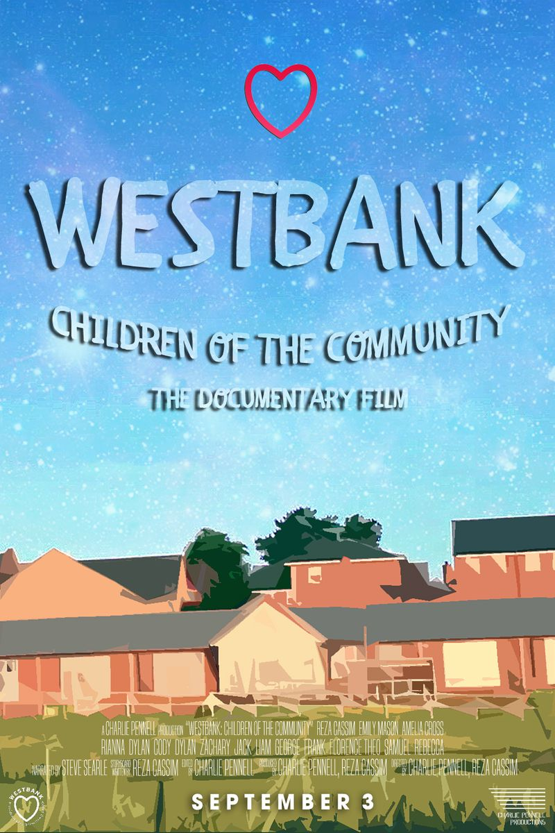WESTBANK - The Film: Children of the Community