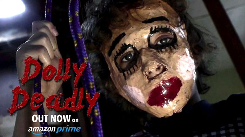 DOLLY DEADLY | Official Trailer