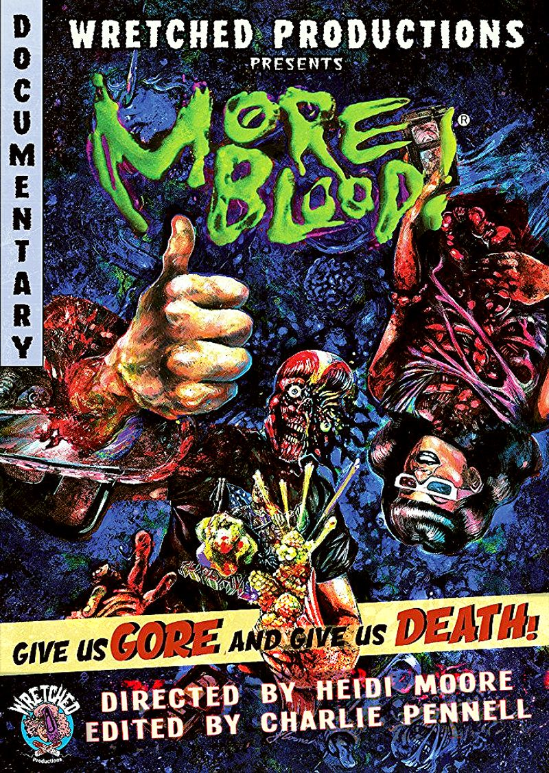 MORE BLOOD! Documentary | Official Trailer