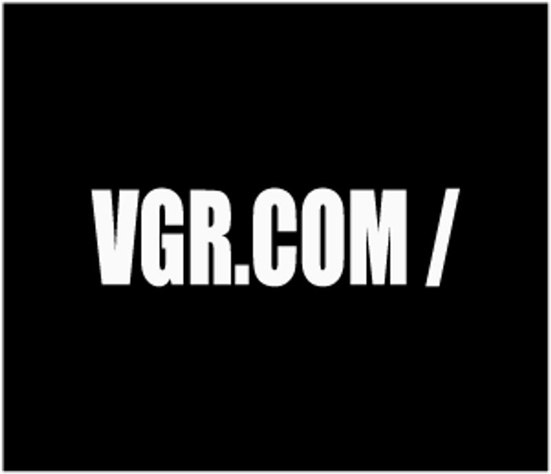 VGR NEW WEBSITE