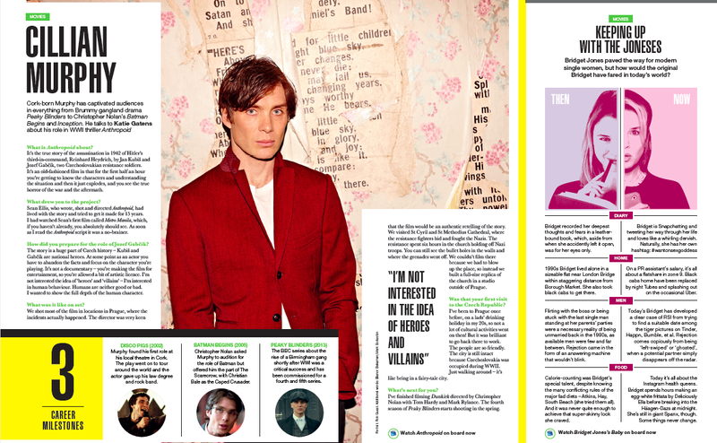 Cillian Murphy interview