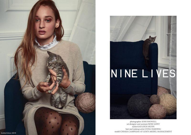 Nine Lives Noctis Magazine