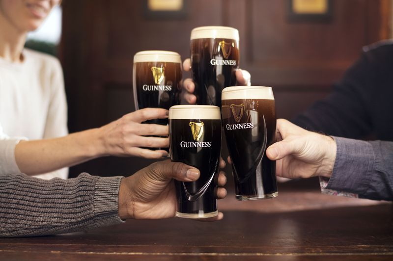 Guinness: St Patrick's Day 2018
