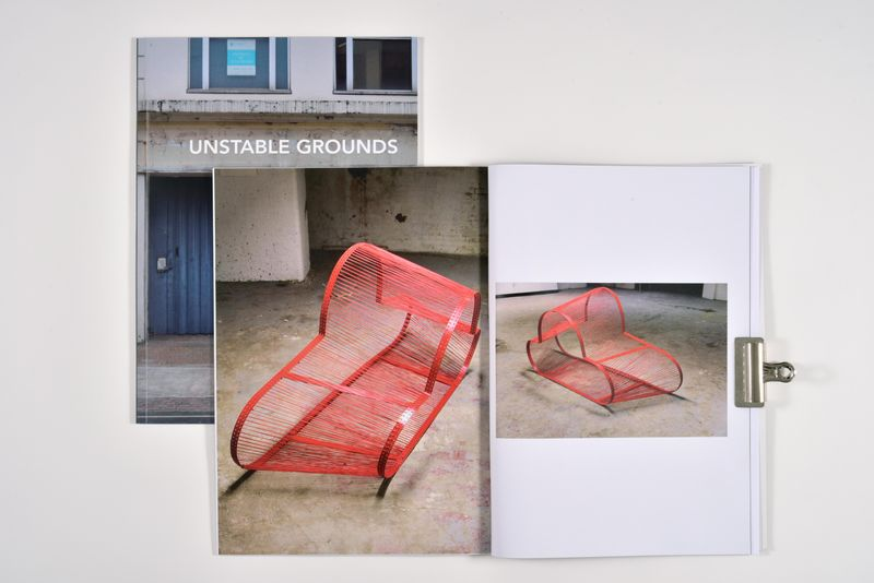 Unstable Grounds - Artist's Catalogue (2017)